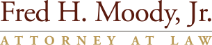 Fred H. Moody, Jr. Attorney at Law logo